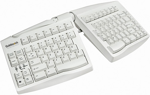 Goldtouch Keyboard